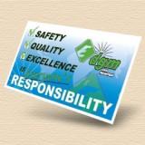 safety banner